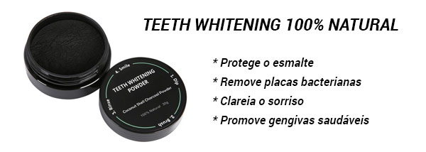 Teeth Whitening 100% Natural